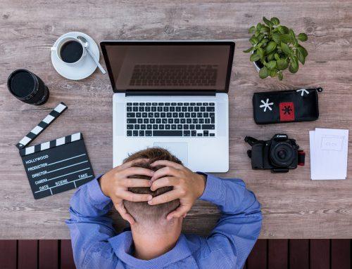 Ondervindt jij al problemen op jouw werk?